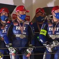 【速報】2019-2020 EWC Rd4 エストリル12時間 ゴール!YART-YAMAHAとF.C.C. TSR Honda Franceが1-2位でフィニッシュ!