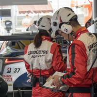 BRIDGESTONE SUPER GT INSIGHT